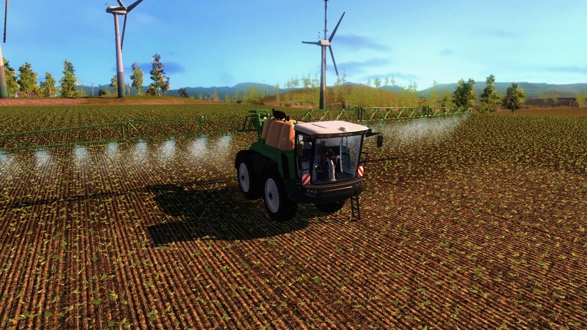 farm simulator game free
