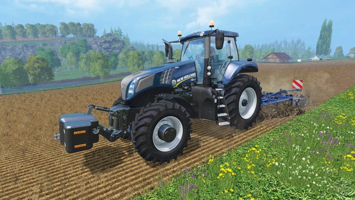 Farming simulator 2015 торент