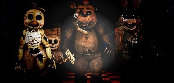 five nights of freddy 4 apk download