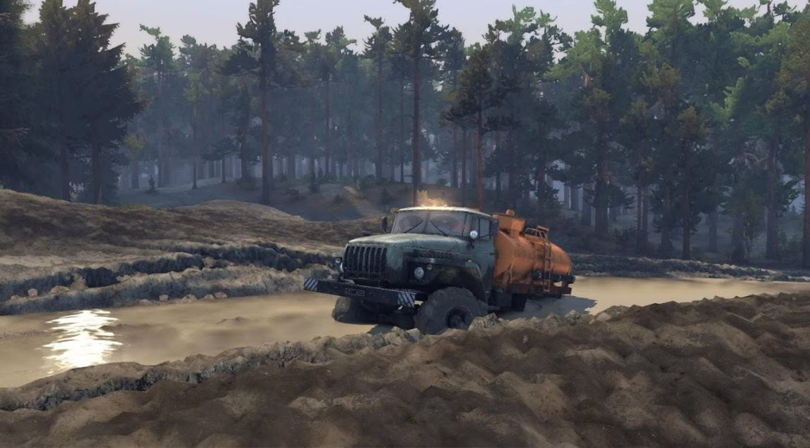 Spintires free download pc version game 2014 youtube.