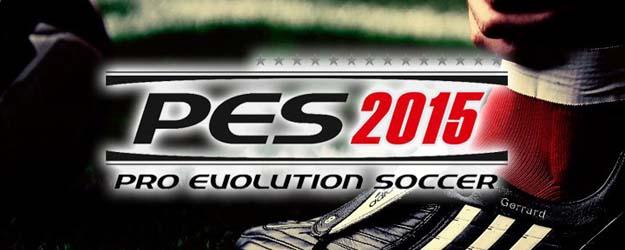 PES 2015 konami