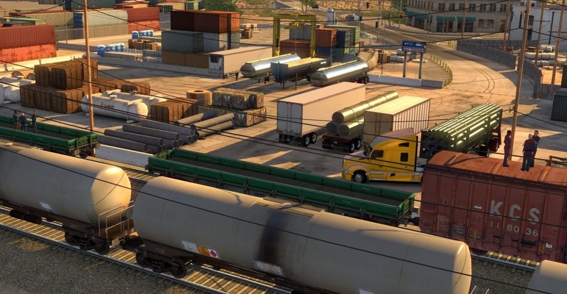 game pc truck simulator free