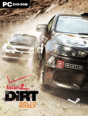 dirt rally racing game