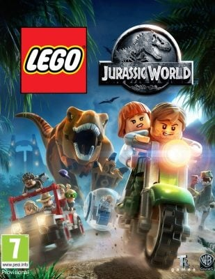 the lego jurassic world game