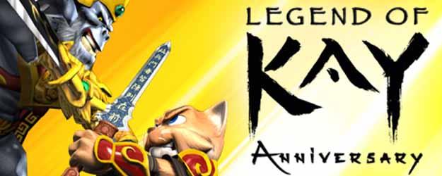 Legend of Kay Anniversary steam