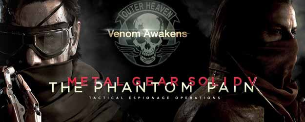 MGS V: The Phantom Pain Download