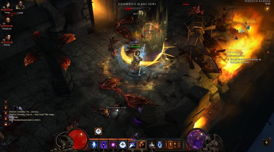 Diablo III ISO Full Version Free Download For PC