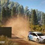 WRC 5 racing game