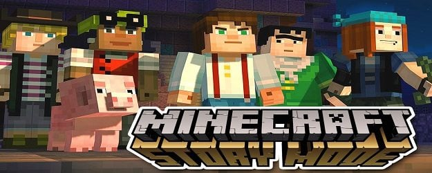 Minecraft Story Mode PC download