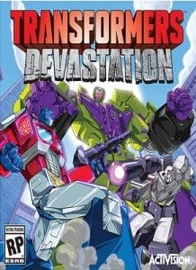 Transformers Devastation torrent