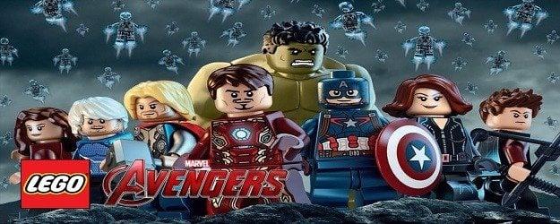 free LEGO Marvel's Avengers
