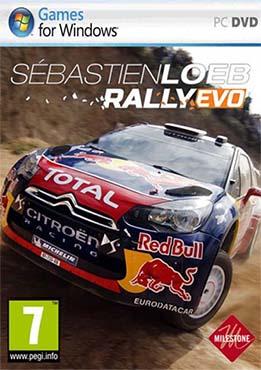 Sebastien Loeb Rally Evo Crack