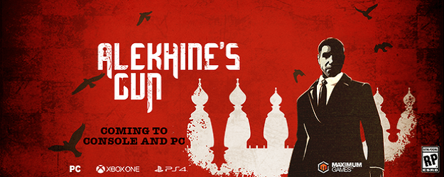 Alekhine's Gun Download action game