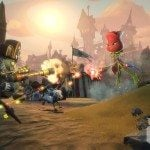 Plants vs. Zombies 2 action game