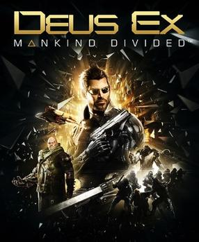 PC Deus Ex Mankind Divided full version