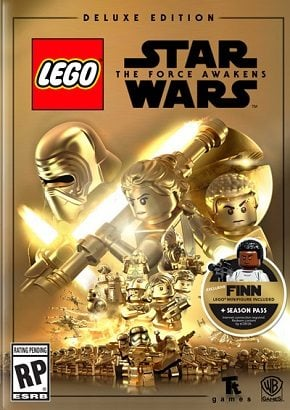 LEGO Star Wars: The Force Awakens crack