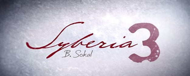 Syberia 3 full verios game