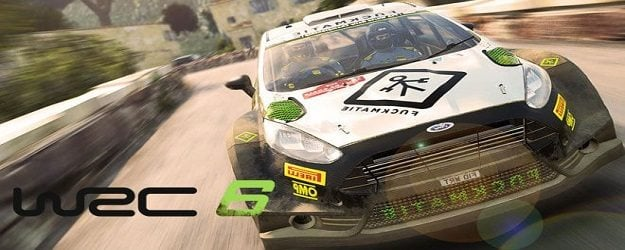 WRC 6 game Kylotonn