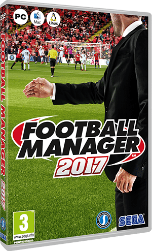 Football Manager 2017 crack