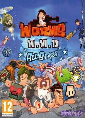 Worms W.M.D pc Download