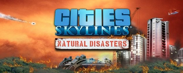 cities skylines - natural disasters paradox plaza