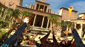 Serious Sam VR Free Download
