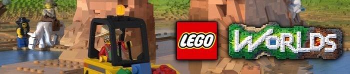 Skidrow LEGO Worlds prophet