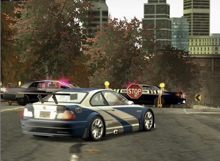Need For Speed Most Wanted (2005) Download - NFS MW