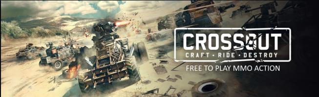 free Crossout pc repack