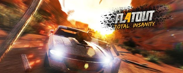 FlatOut 4 Free Download