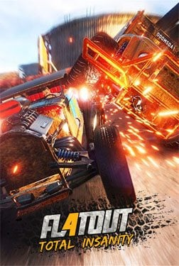 FlatOut 4 Total Insanity Free Download