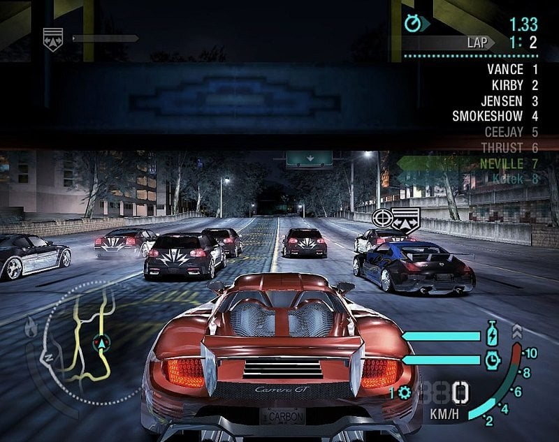 nfs carbon pc download mediafire