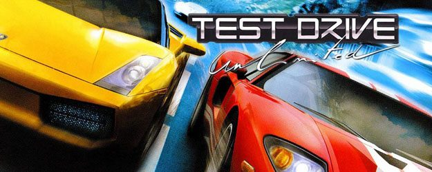 Test Drive Unlimited game download