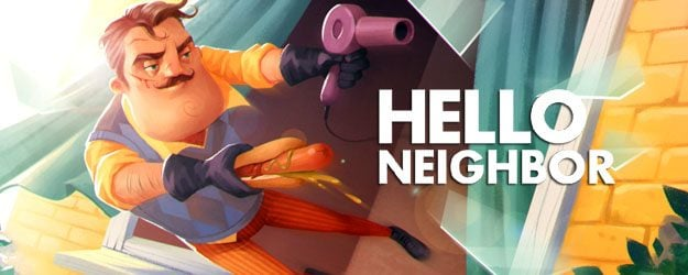 Hello Neighbor game download