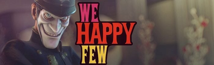 repack We Happy Few beta