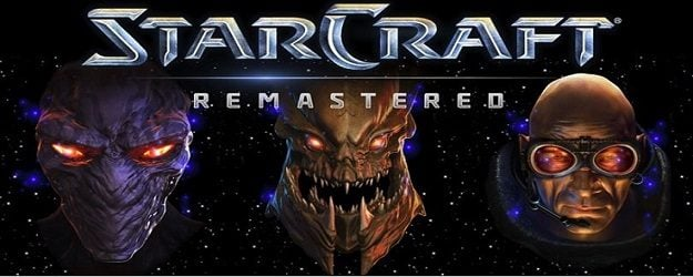 crack StarCraft Remastered full version