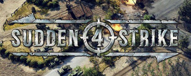 Sudden Strike 4 game download