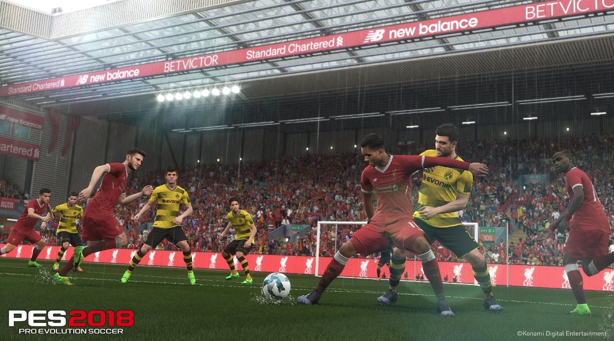 download pro evolution soccer 2018 full version pc game