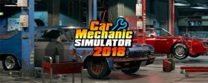 Car Mechanic Simulator 2018 game download