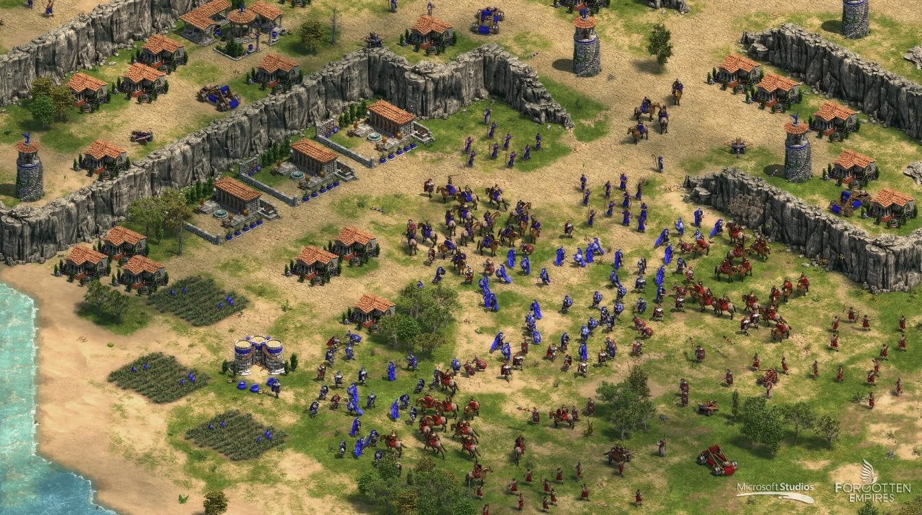 age of empires definitive edition download windows 10