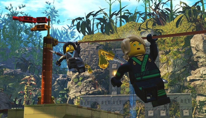 The LEGO Ninjago Movie Video Game Download - GamesofPC.com ...