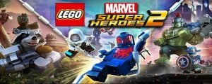 LEGO Marvel Super Heroes 2 crack