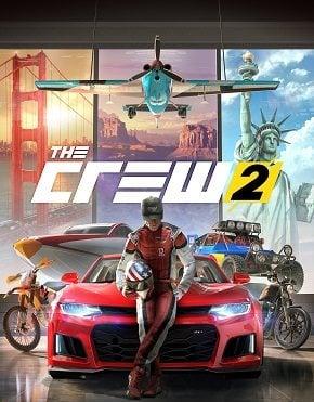The Crew 2 crack