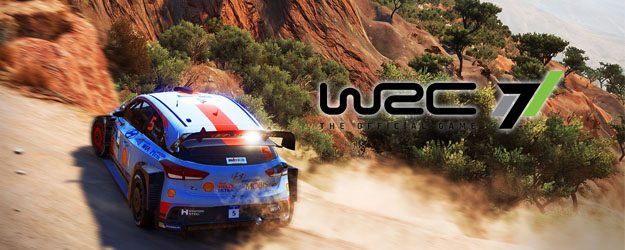 WRC 7 game download