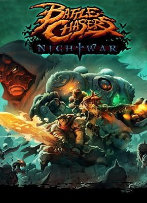 Battle Chasers Nightwar torrent