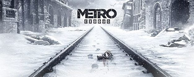 Metro Exodus steam