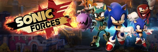 Sonic Forces 3dm