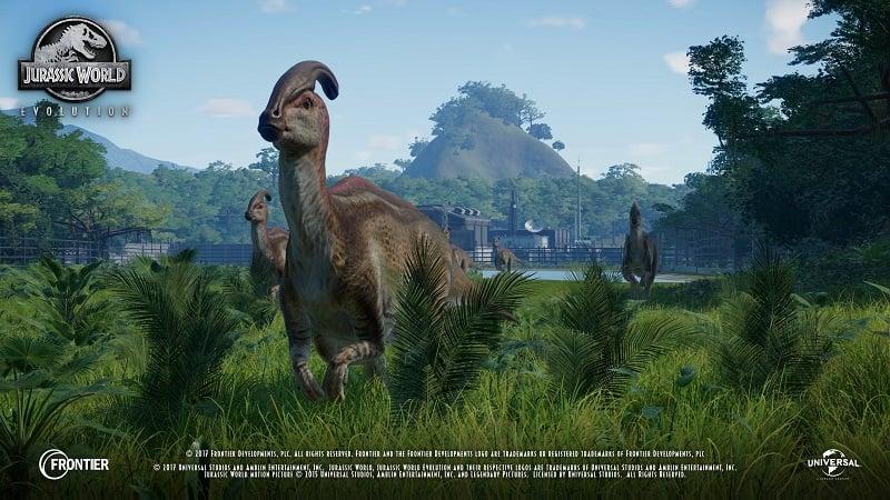 jurassic world evolution pc free download no survey