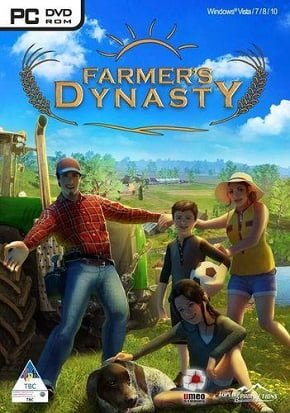 Farmers Dynasty steam