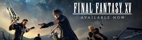 Final Fantasy XV Windows Edition steam